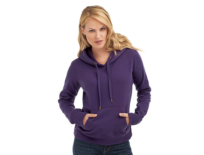 Womens Sweater Hood Active
