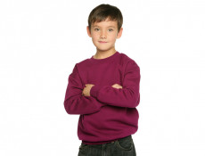 Kids Set-in Sweater
