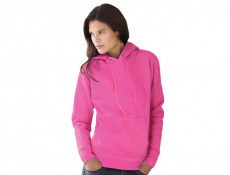 Lady Fit Hooded Sweater