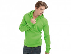 Mens Sweater Hood Active